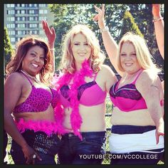 Our ladies participate at the Bras for Cause Event in Surrey, BC #event #charity #run #cause #goodcause #VancouverCareerCollege #Surrey #BC #Canada #admirable #blameless #charitable #dutiful #estimable #ethical #exemplary #guiltless #honest #honorable #inculpable #innocent #irreprehensible