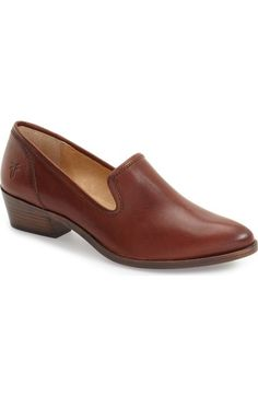 Frye 'Reese' Venetian Loafer (Women) available at #Nordstrom