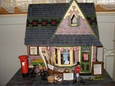 Storybook Cottage Guy Fawkes - 2009 Fall Contest - Gallery - The Greenleaf Miniature Community