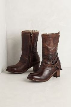 Worn in ready to wear boots!