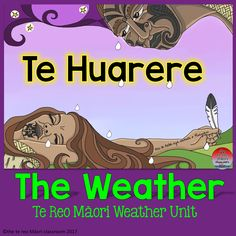 Te Reo Maori Weather Unit. Maths and literacy activities fr the junior and middle school. Whakatauki and flashcards...