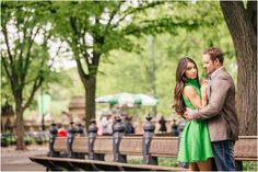 New York Engagement Photographer, Central Park Engagement,Bethesda Terrace and Fountain   Photo by Popography.org