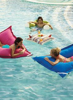 Lounge around with friends and family all summer long!