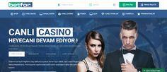 Betfor - Betfor Hakkında Türkiye pazarında yeni hizmet vermeye başlayan Betfor, kullanıcılarına spor bahisleri, casino, canlı casino, sanal bahis, poker, canlı oyunlar ve tombala alanlarında hizmet vermektedirler. İngiltere lisanslı olan Betfor35654 lisans numarasıyla lisanslanmıştır. Betfor Giriş Betfor... - http://betmag.net/betfor/