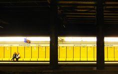 Queen street subway #Glasgow (by unknown)