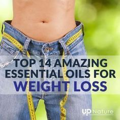 Top 14 Amazing Essential Oils For Weight Loss (And How To Use Them)