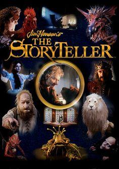 Jim Henson's the Storyteller (1987) Nine gripping stories based on famous myths and legends (and starring Brenda Blethyn, Sean Bean, Miranda Richardson, Gabrielle Anwar, Michael Gambon, Jane Horrocks and Derek Jacobi) are presented here.