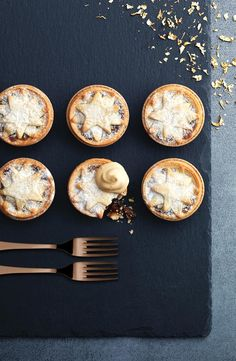 Bring on the pies! It wouldn't be Christmas without a platter of mince pies. Ours are finished with a star-shaped top in buttery pastry for a extra festive touch...make sure you keep a couple back for Santa.
