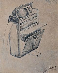 Tricorder Artist Concept