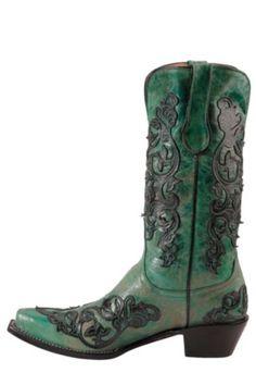 Ferrini Country Diva Cowgirl Boots - Snip Toe - Sheplers