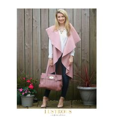 Lustrous wearing eShe, available at Memories Boutique Online Longchamp, Online Boutiques, Duster Coat, Memories, Tote Bag, Jackets, How To Wear, Bags, Beautiful