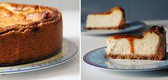 New York Cheesecake, el postre de la gran manzana.  ¡Toma nota y hazlo en casa!   http://www.bezzia.com/recetas/new-york-cheesecake.html