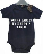 Baby boy onesis - good way to pick up...