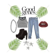 cool omg by lightbluefashion on Polyvore featuring polyvore fashion style Levi's Charlotte Russe Boohoo