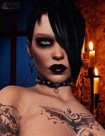 Dark Temptation by sisterofdarkness