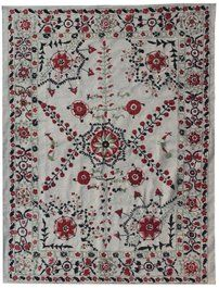 Suzani Kilim Rug - 39156 | London House Rugs