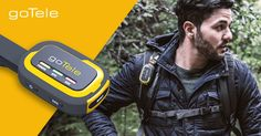 goTele: Off-Grid Tracking Device For Any Adventure Backpacking Tips, Off The Grid, Outdoor Gear, Fundraising, Paths, Survival, Gadgets, Track, Outdoors