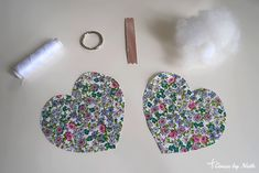Cousu by Nath: ⭐️ DIY : Porte-clés en tissu (forme coeur) Blusher, Sprinkles, Diy And Crafts, Sewing Projects, Creations, Inspiration, Recherche Google, Charlotte, Articles