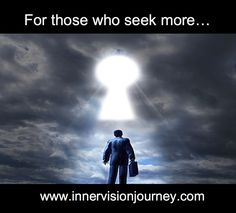 A new web portal, innervisionjourney.com provides a wealth of materials, tools and a guidebook to opening the mind and heart. Embarking on a personal Inner Vision Journey will guide practitioners on all levels, though a series of exercises that expand the way the world is seen and experienced.