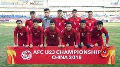 Đội tuyển bóng nam U23 Việt Nam 2018
