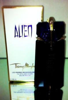 Thierry Mugler Alien Perfume is my favourite xoxo love itt