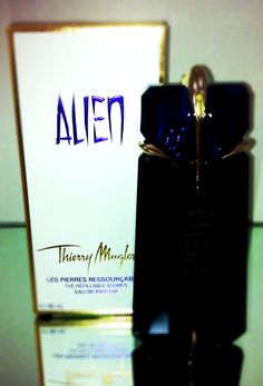 Thierry Mugler Alien Perfume is my favourite xoxo love itt