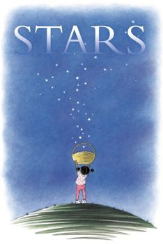 If it could only be this easy to catch falling stars! Stars by Mary Lyn Ray