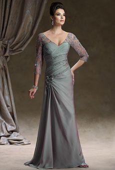 Ivonne D for Mon Cheri | Mother of the Bride Dress
