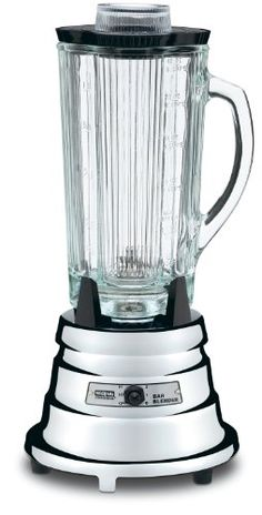 Waring Commercial BB900G 12 HP Chrome Bar Blender with 40Ounce Glass Container * You can find out more details at the link of the image. (This is an affiliate link)