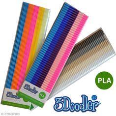 Compra nuestros productos a precios mini Recharge bâton plastique PLA Stylo 3D - 25 pcs - Entrega rápida, gratuita a partir de 89 € !