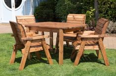 Garden Tables and Chairs: Benches, Chairs, Loungers