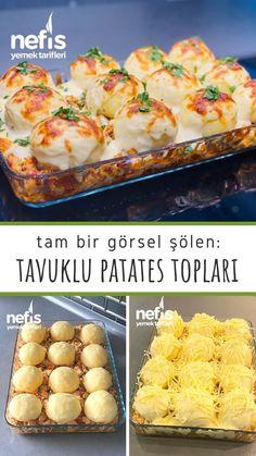 Slow Cooker Recipes, Low Carb Recipes, Crockpot Recipes, Chicken Recipes, Cooking Recipes, Healthy Recipes, Turkish Recipes, Italian Recipes, Ethnic Recipes