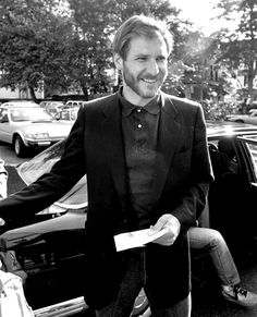 13 Throwback Photos of Harrison Ford | Harrison Ford at the Deauville American Film Festival | EW.com