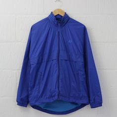 Fred Perry Packaway Cagoule (Regal) #fredperry #cagoule #jacket #menswear #fred #perry