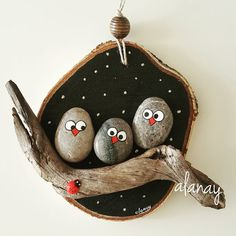 """Image search result for """"house painted pebbles"""" - # . - Image search result for """"house painted pebbles"""" – # of images - Stone Crafts, Rock Crafts, Diy Home Crafts, Arts And Crafts, Rock Painting Ideas Easy, Rock Painting Designs, Pebble Painting, Stone Painting, Labor Day Crafts"""