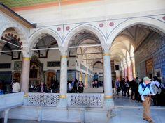İstanbul Topkapı Sarayı  Sofa-i Hümayun