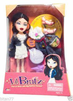 Bratz Doll Nazalia LIL Bratz Clothes Bratz Shoes Bratz BAG | eBay