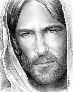 Jesus by Greg Joens on ARTwanted