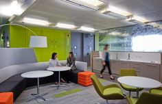Ward Robinson | Interior Design | Newcastle Upon Tyne | HMRC | Office Design | Breakout | BPV | Benton Park View | Meeting Space | Project Management | Agile Working | Smart Working | Collaboration | Flexible | Colleagues | Work Space | Coworking