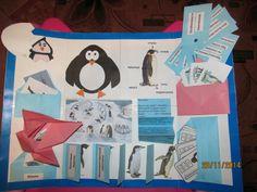 О пингвине