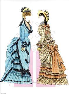 High Victorian Fashions