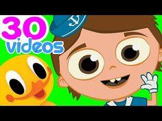 Plim Plim - Compilado de Capítulos - Primer Temporada - 30 minutos - Dibujos Animados - YouTube