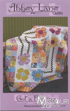 Got a Feeling Pattern from Missouri Star Quilt Co ( Want to Order & Make Someday)