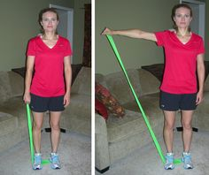 If you need some new exercises for strength training or if you are just starting out - check this out - STEP-BY-STEP directions complete with photos to help!  www.laurasleanbeef.com