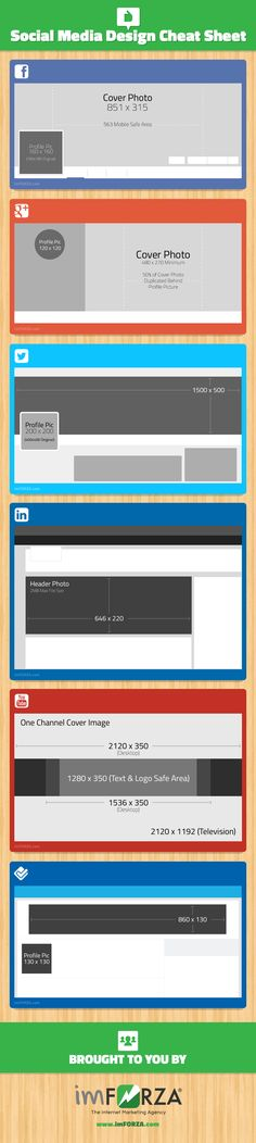 Stay updated on the dimensions requirements to properly customize your social media accounts with our Social Media Design Cheat Sheet. Social Media Images, Social Media Design, Social Media Tips, Social Media Marketing, Social Media Cheat Sheet, Social Web, Business Inspiration, Cheat Sheets, Cover Photos
