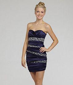 My homecoming dress! #senioryear