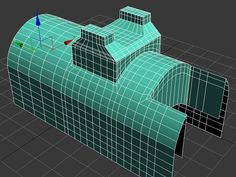 FAQ: How u model dem shapes? Hands-on mini-tuts for mechanical sub-d AKA ADD MORE GEO - Page 83 - Polycount Forum
