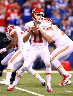 Alex Smith, Kansas City Chiefs, probably the most underrated & under-appreciated QB in the NFL in my opinion.