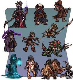 2D Dungeon