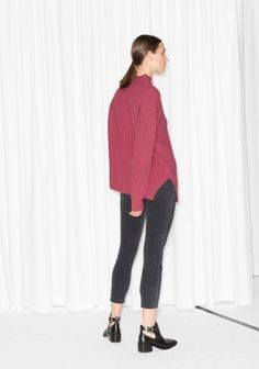 & Other Stories | Turtle Neck Sweater